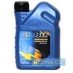 Моторное масло FOSSER Premium Longlife - rezina.cc