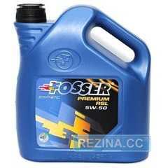 Купить Моторное масло FOSSER Premium RSL 5W-50 (4л)