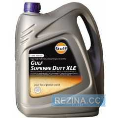 Моторное масло GULF Supreme Duty XLE - rezina.cc