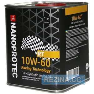 Купить Моторное масло NANOPROTEC Engine Oil RT 10W-60 (1л)