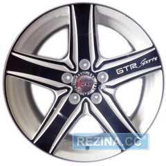 Купить Легковой диск SPORTMAX RACING SR-3111Z WPWB R15 W6.5 PCD5x112 ET38 DIA67.1