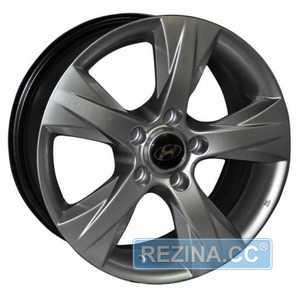 Купить Легковой диск REPLICA Hyundai HY101 S R16 W7 PCD5x114.3 ET45 DIA67.1