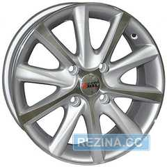 Купить Легковой диск SPORTMAX RACING SR-CT4346 SP R15 W6.5 PCD4x100 ET45 DIA67.1