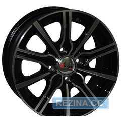 Купить SPORTMAX RACING SR 3123 BP R15 W6.5 PCD4x108 ET38 DIA67.1