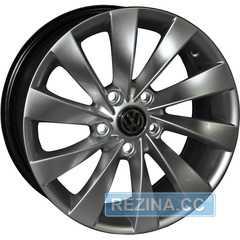 Купить Легковой диск REPLICA Skoda CT1320 HS R15 W6.5 PCD5x112 ET45 DIA57.1