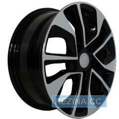 Купить Легковой диск REPLICA TOYOTA CT2261 BMF R16 W6.5 PCD5x114.3 ET45 DIA67.1