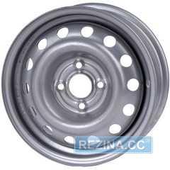 Купить Легковой диск КРКЗ Chery Forza Metallic R15 W6 PCD4x114.3 ET39 DIA57.1