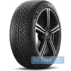 Купить Зимняя шина MICHELIN Pilot Alpin 5 235/50R18 101H