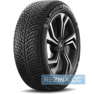 Купить Зимняя шина MICHELIN Pilot Alpin 5 255/55R18 109V
