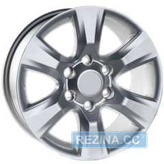 Купить Легковой диск REPLICA JH-0301 Silver R17 W7.5 PCD6x139.7 ET30 DIA106.1