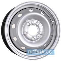 Купить Легковой диск EURODISK AUDI 80/90 53C45D R14 W5.5 PCD4x108 ET45 DIA57.1