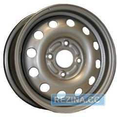 Купить Легковой диск EURODISK AUDI Cabrio 64C37D S R15 W6 PCD4x108 ET37 DIA57.1