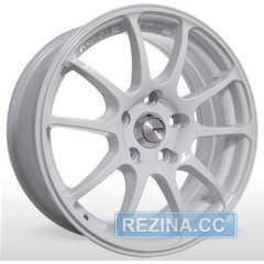 Купить Легковой диск STORM Advan BK-380 White R15 W6.5 PCD4x100 ET35 DIA67.1