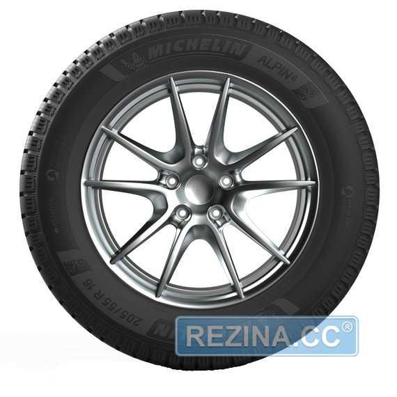 Купить Зимняя шина MICHELIN Alpin 6 205/45R17 88H