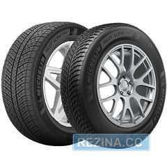 Купить Зимняя шина MICHELIN Pilot Alpin 5 255/55R18 109V SUV