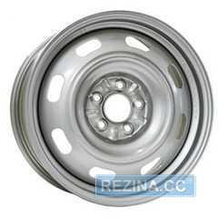 Купить Легковой диск STEEL ARRIVO AR141 Silver R16 W6.5 PCD5x114.3 ET45 DIA60.1