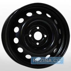 Легковой диск STEEL TREBL 5008T Black - rezina.cc