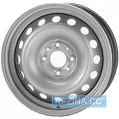 Купить Легковой диск STEEL TREBL 53B44K Silver R14 W5.5 PCD4x98 ET44 DIA58.1