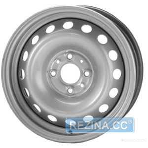 Купить Легковой диск STEEL TREBL 64A45R Silver R15 W6 PCD4x100 ET45 DIA54.1