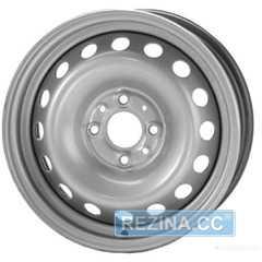 Купить Легковой диск STEEL TREBL 64A50C R15 W6 PCD4x100 ET50 DIA60.1