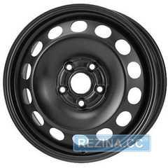 Купить Легковой диск STEEL TREBL 7150T Black R15 W6 PCD5x114.3 ET50 DIA60.1