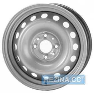 Купить Легковой диск STEEL TREBL 7255T Silver R15 W6 PCD4x108 ET47.5 DIA63.3