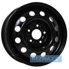 Купить Легковой диск STEEL TREBL 8515T Black R15 W6 PCD5x112 ET31 DIA66.6