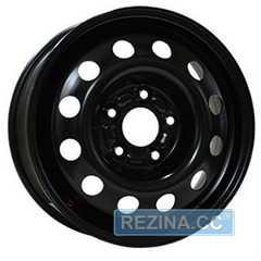 Легковой диск STEEL TREBL 9617T Black - rezina.cc