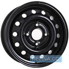 Купить Легковой диск STEEL TREBL 9680T Black R16 W6.5 PCD5x100 ET42 DIA57.1