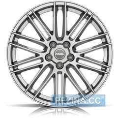 Купить Легковой диск RIAL Kibo Metal Grey R17 W7.5 PCD5x114.3 ET40 DIA70.1