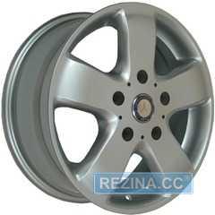 Купить Легковой диск LSW L339 Silver R15 W7 PCD5x130 ET60 DIA84.1