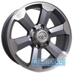 Купить Легковой диск STORM YQR-M748 GMP R18 W7.5 PCD6x139.7 ET25 DIA106.1