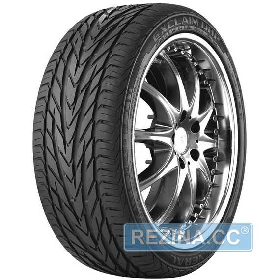 Летняя шина GENERAL TIRE Exclaim UHP - rezina.cc