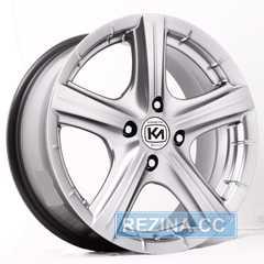 Купить Kormetal KM 244 HB R14 W6 PCD4x100 ET35 DIA67.1