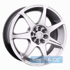 Купить RW (RACING WHEELS) H-117 HS R14 W6 PCD4x108 ET20 DIA65.1