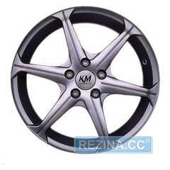 Купить Kormetal KM 224 HB R14 W6 PCD4x108 ET35 DIA67