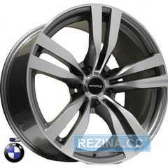 Легковой диск REPLICA BMW Z156 DGMF - rezina.cc