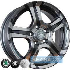 Купить REPLICA Citroen 745 EP R15 W6.5 PCD4x108 ET25 DIA65.1