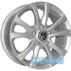 Купить Легковой диск REPLICA VOLKSWAGEN Z180 S R15 W6 PCD5x112 ET40 DIA57.1