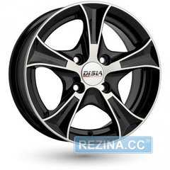 Купить Легковой диск DISLA Luxury 323 BD R13 W5.5 PCD5x112 ET30 DIA67.1