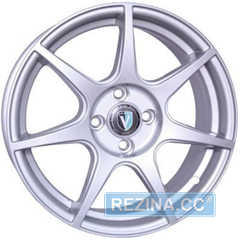Купить Легковой диск TECHLINE 1513 SL R15 W6 PCD4x100 ET45 DIA54.1