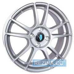 Купить Легковой диск TECHLINE 1511 SL R15 W6 PCD4x100 ET45 DIA60.1