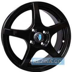 Купить Легковой диск TECHLINE 1510 BL R15 W6 PCD4x100 ET48 DIA54.1