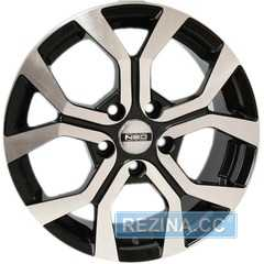 Купить Легковой диск TECHLINE 657 BD R16 W6.5 PCD5x114.3 ET50 DIA66.1