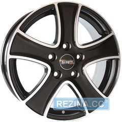 Купить Легковой диск TECHLINE 677 BD R16 W6.5 PCD5x114.3 ET50 DIA66.1