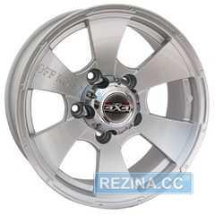 Купить Легковой диск TECHLINE 652 S R16 W7.5 PCD5x139.7 ET0 DIA108
