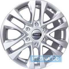 Купить Легковой диск TECHLINE 732 S R17 W7.5 PCD6x139.7 ET25 DIA106.1