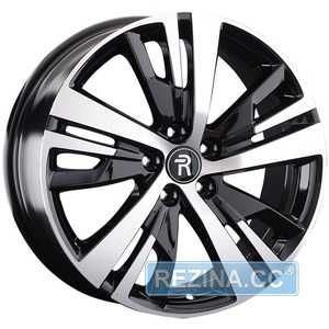 Купить Легковой диск REPLAY PG70 BKF R18 W7.5 PCD5x108 ET54 DIA65.1