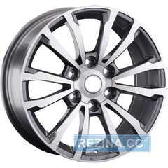 Купить Легковой диск REPLAY TY263 GMF R18 W7.5 PCD6x139.7 ET25 DIA106.1