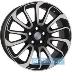 Купить REPLAY LR39 BKF R19 W8 PCD5x120 ET53 DIA72.6